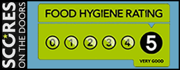 Very Good (5 Star) Food Hygiene Rating